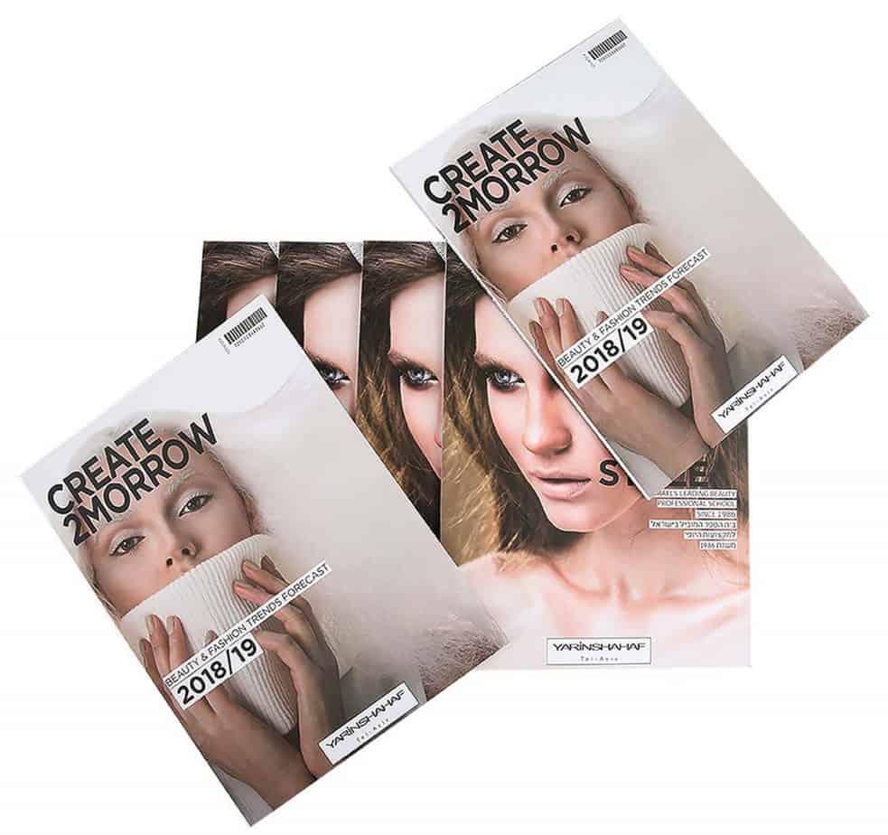 ירין שחף, מגזין תחזיות יופי - 3