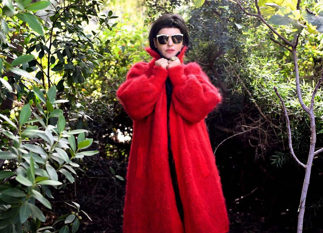 לארה רוסנובסקי, מעצבת אופנה, צילום לימור יערי - 3951