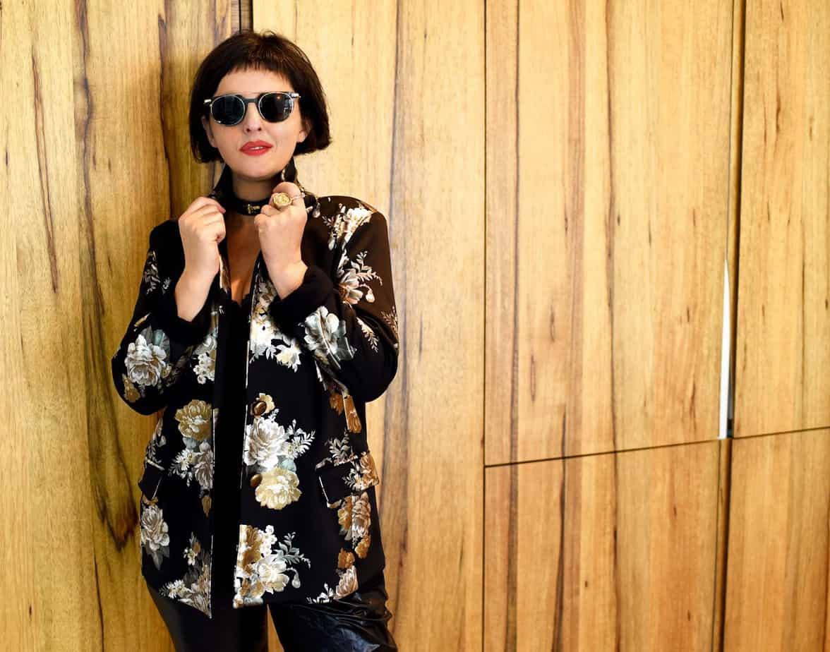 לארה רוסנובסקי, מעצבת אופנה, צילום לימור יערי - 32