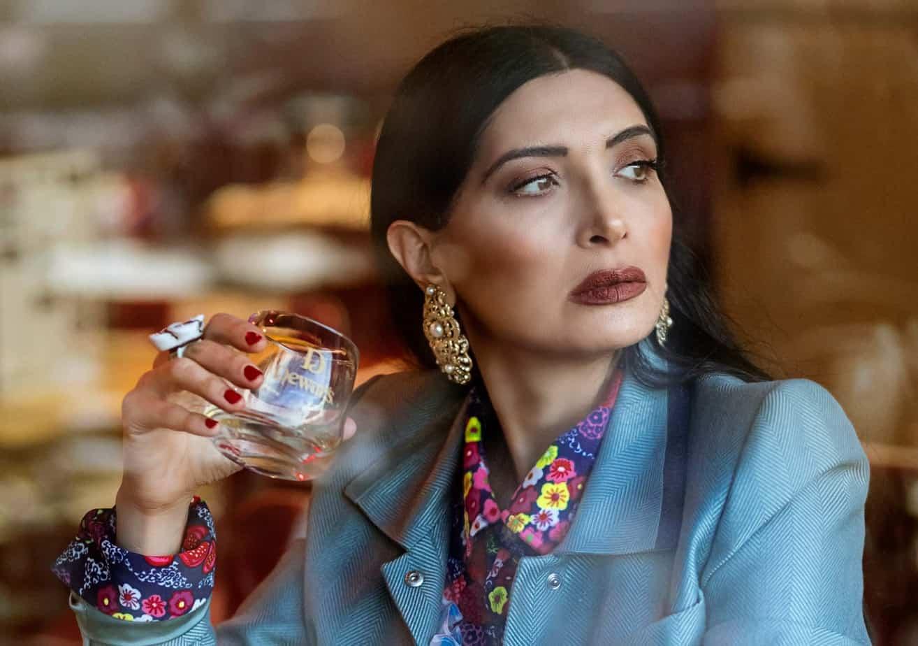 מאיה אושרי כהן, אופנה שנות השבעים,צילום Gennadiy Tsodik