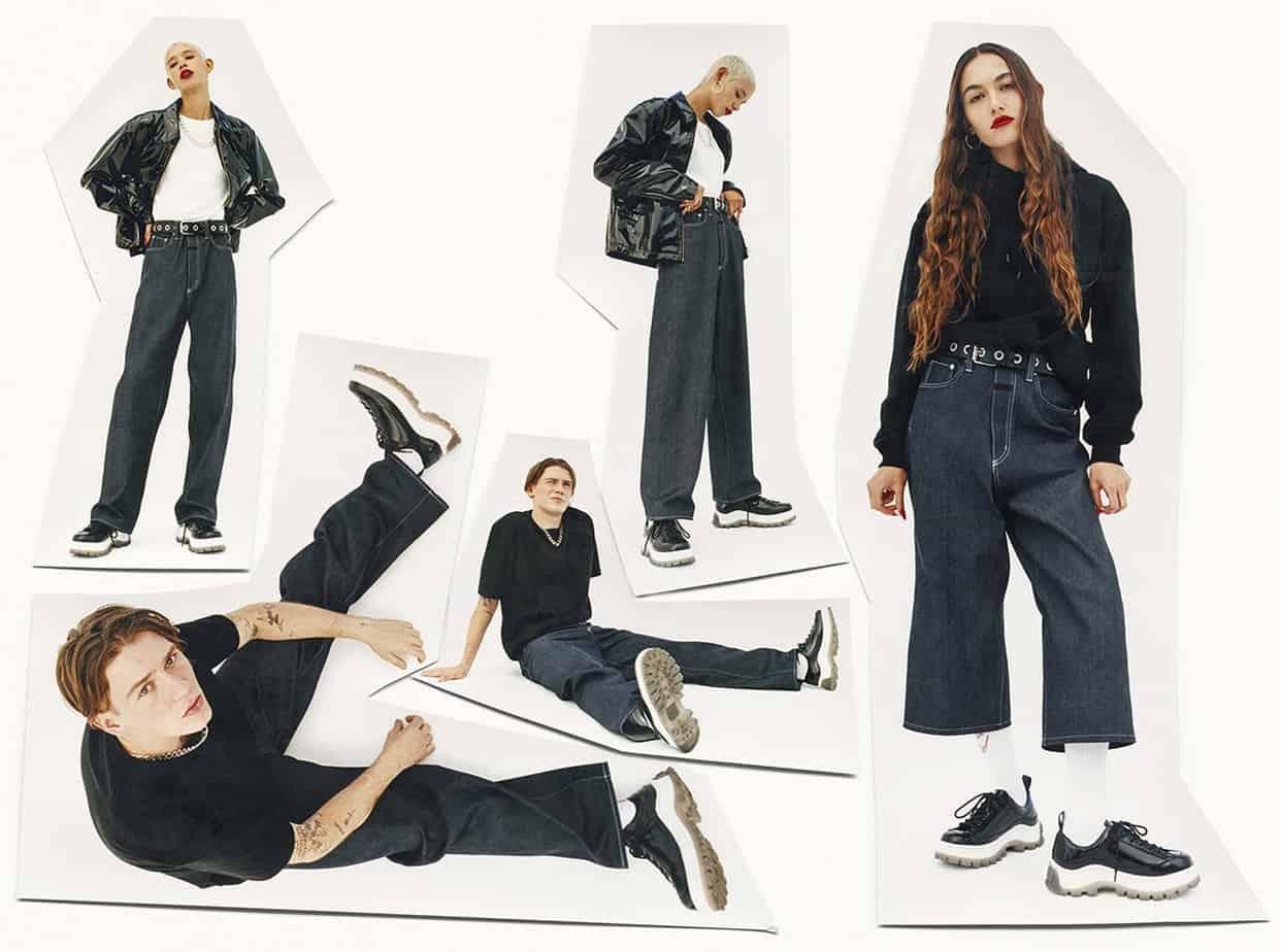 קולקציית Eytys x H&M צילום הנס מוריץ (2)