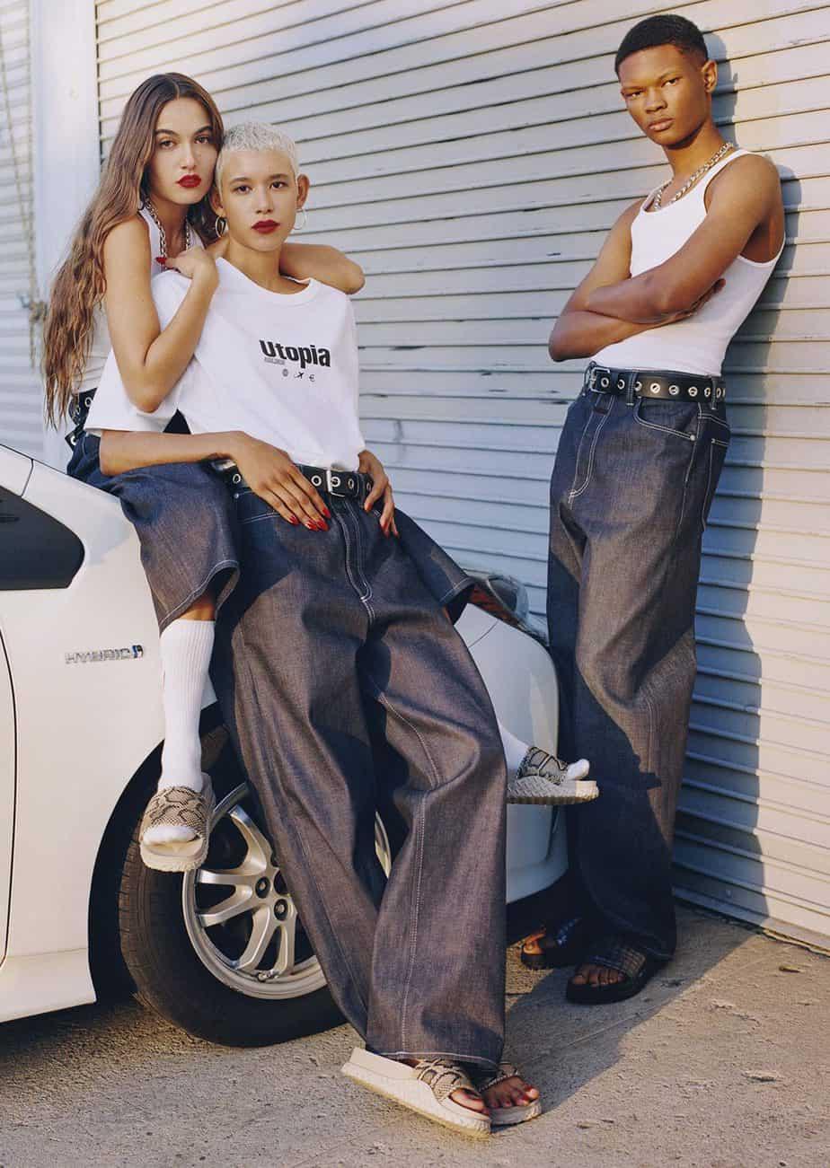 קולקציית Eytys x H&M צילום הנס מוריץ (4)