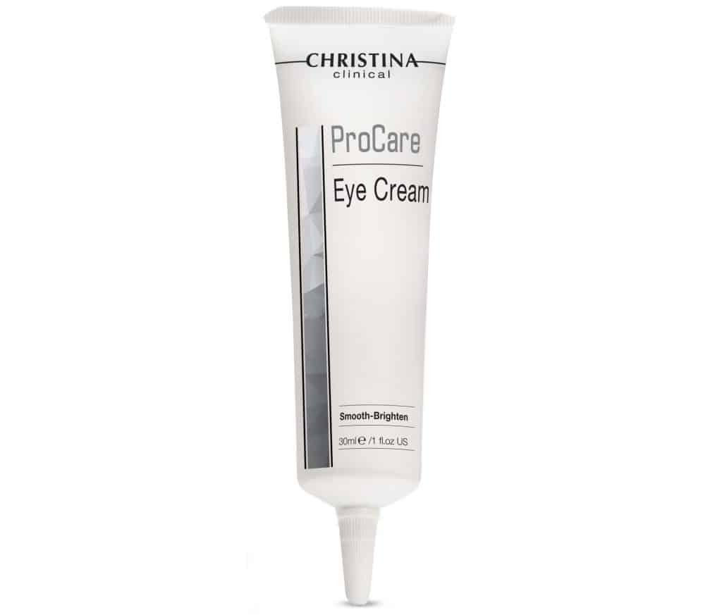 Procare Eye creamסלע מדיקל סדרת כריסטינה קליניקל קרם עיניים צילום שלומי ארביב Tube_30ml_n