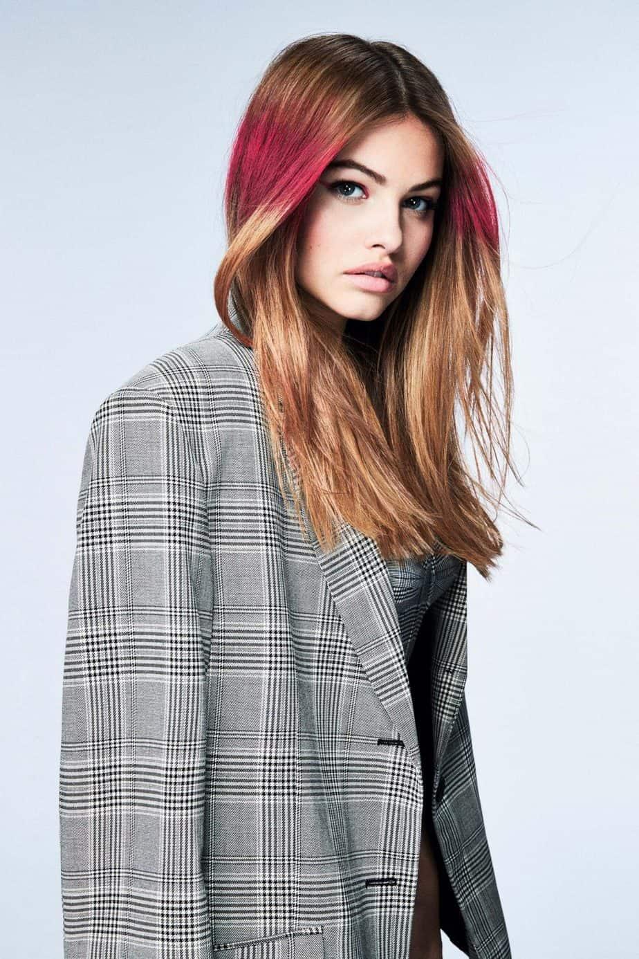 איפור לשיער ליום אחד, איפור שיער לפורים, COLORISTA Hair Makeup By L'OREAL PARIS, קולוריסטה ג'ל לשיער לוריאל פריז - 1 4