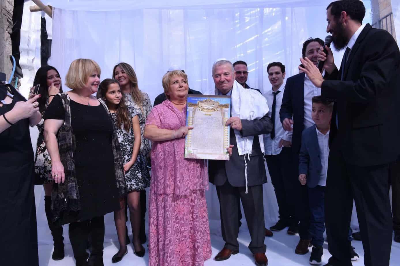 בתיה פוזניאקוב מתחתנת. צילום: יח״צ