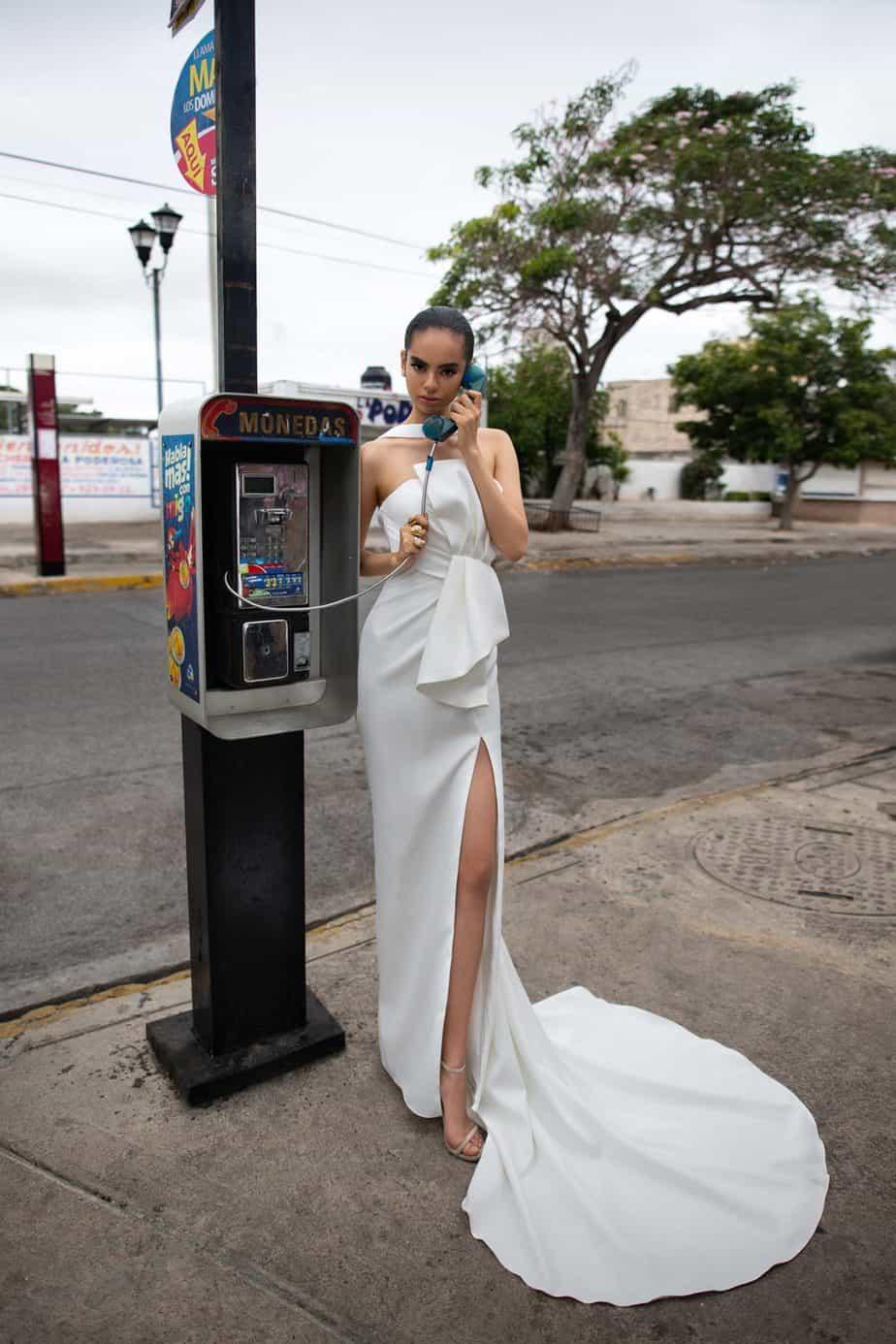 שמלת כלה של דילן פריאנטי קולקציית 2019. צילום: יח״צ - 2