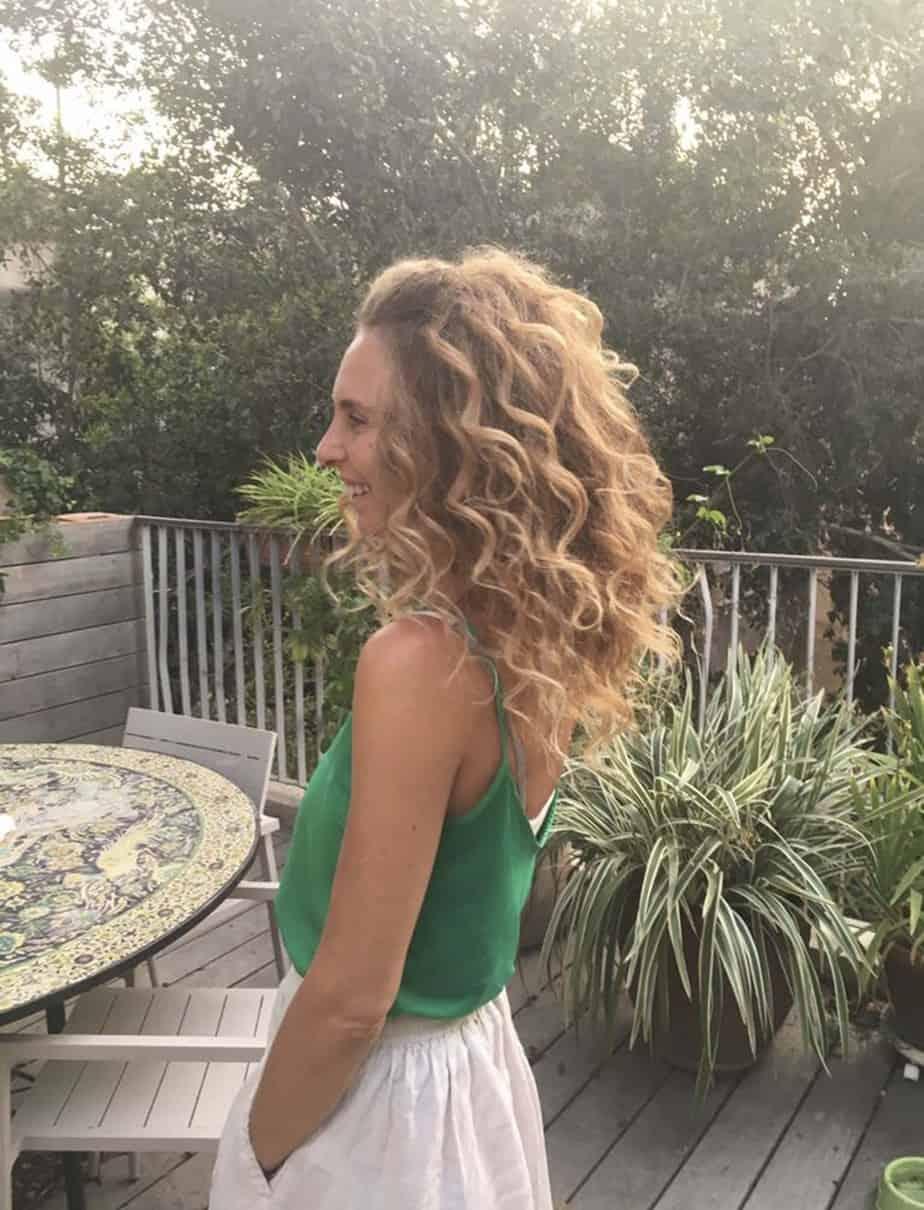 ענבל רוזנטל. איפור, שיער וצילום״ שירי שמשה, סטיילינג: ענבל רוזנטל - 1