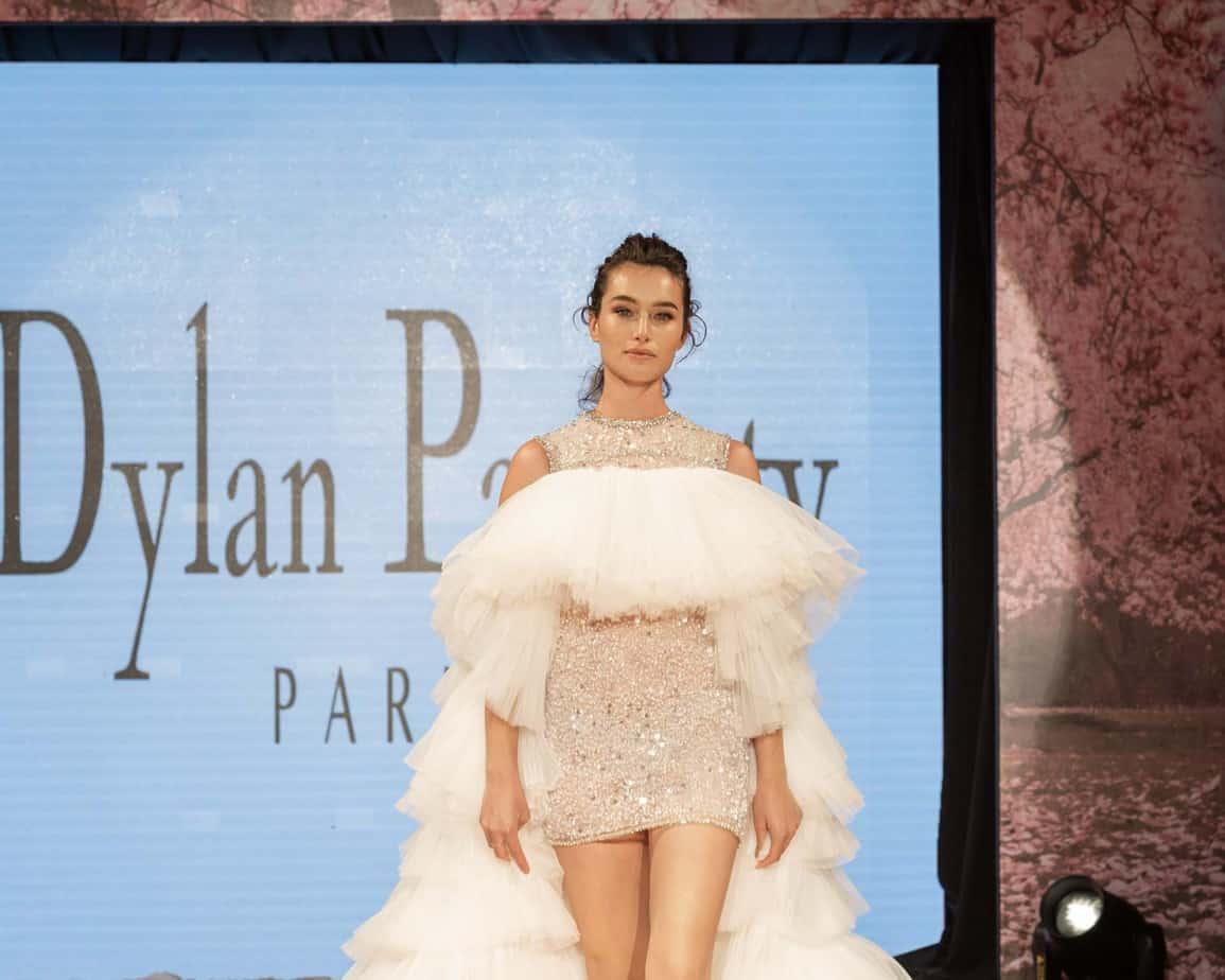שמלת כלה של דילן פריאנטה, לא צריך כוכבת ידועה. דילן פריאנטה. צילום: שלומית איציק