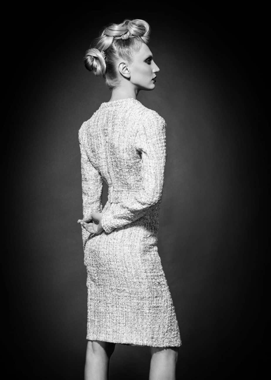 צילום אורן דאי, עיצוב בגדים ושיער רובי חושנגי, איפור דידי פז, דוגמנית ילנה מיניאייב, HHmodel סוכנות דוגמנות - 3