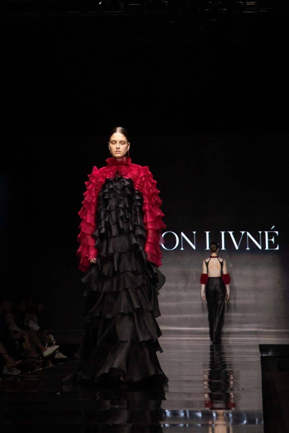 אלון ליבנה. שבוע האופנה תל אביב 2019. צילום עומר קפלן - 4