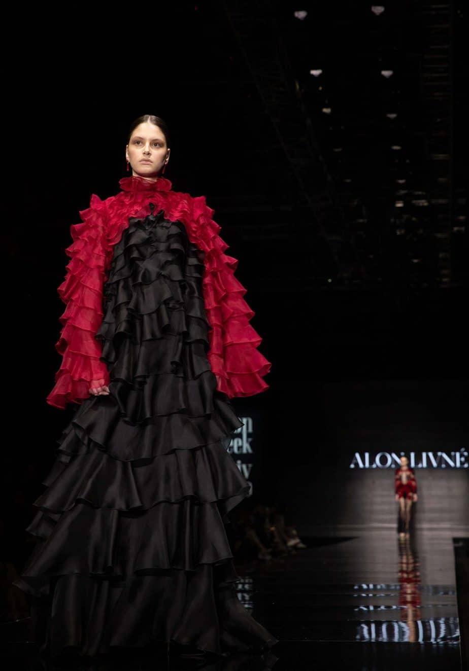 אלון ליבנה. שבוע האופנה תל אביב 2019. צילום עומר קפלן - 5