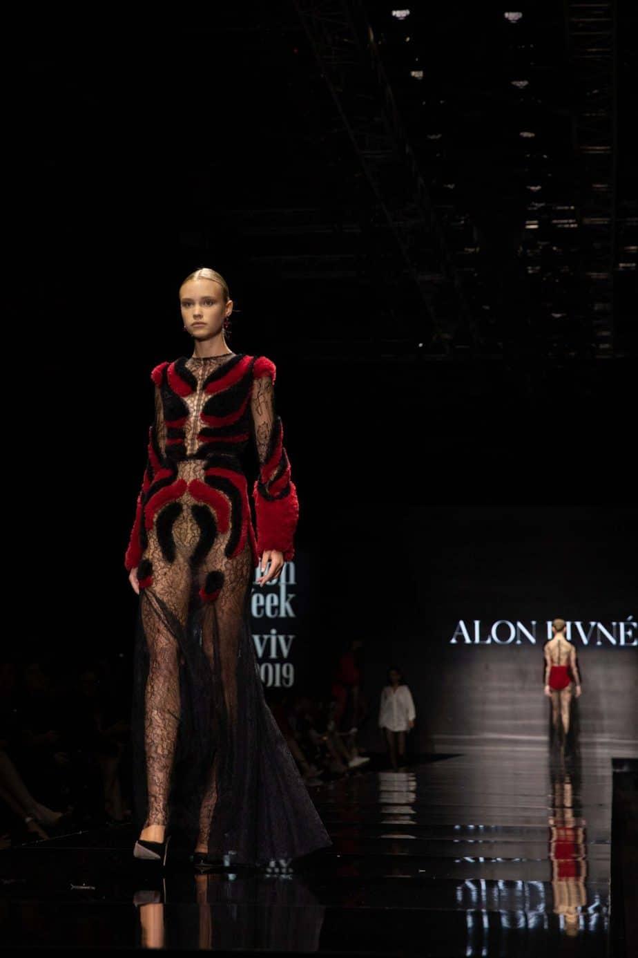 אלון ליבנה. שבוע האופנה תל אביב 2019. צילום עומר קפלן - 6