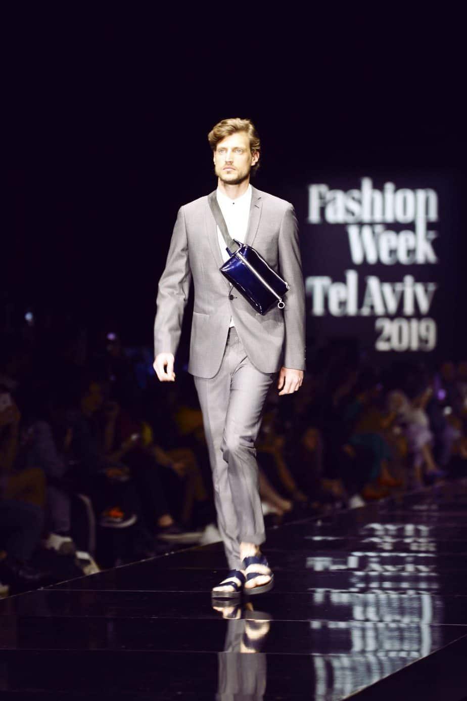 באמוס סקוור, שבוע האופנה תל אביב 2019. צילום עומר רביבי - 1