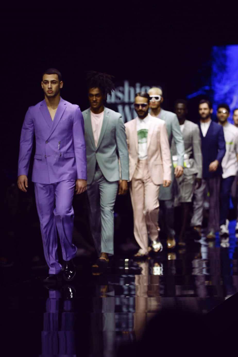 באמוס סקוור, שבוע האופנה תל אביב 2019. צילום עומר רביבי - 3