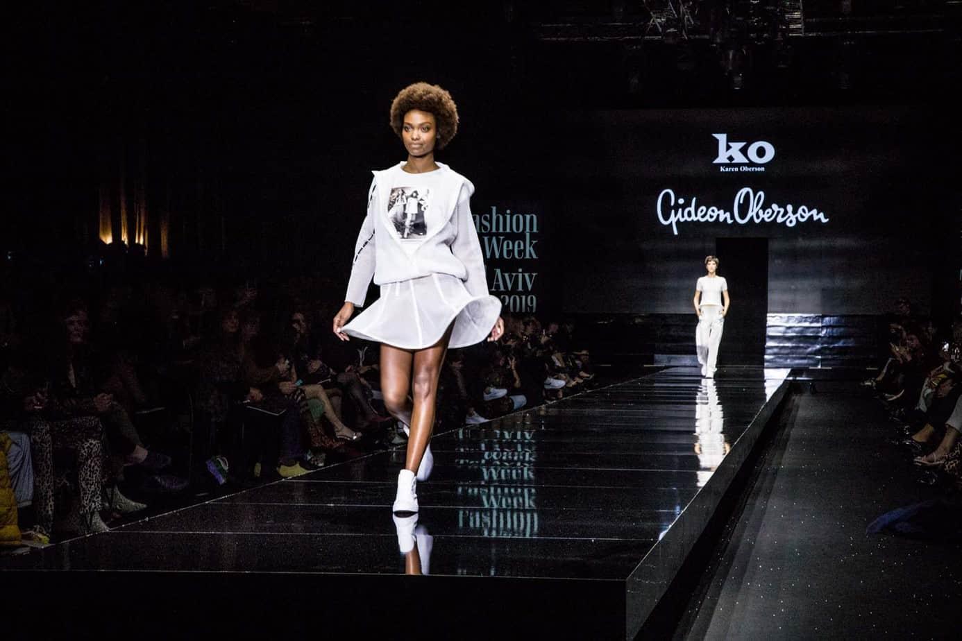 גדעון אוברזון, שבוע האופנה תל אביב 2019, צילום אלכס פרגמנט - 11
