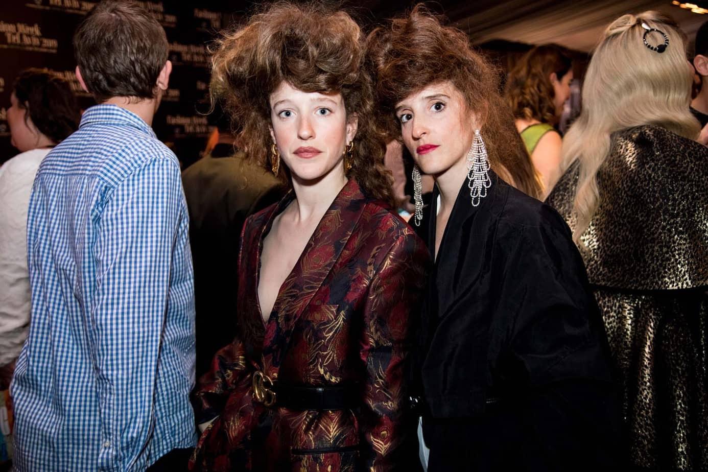 אהבנו. גדעון אוברזון. שבוע האופנה תל אביב 2019. צילום: אלכס פרגמנט