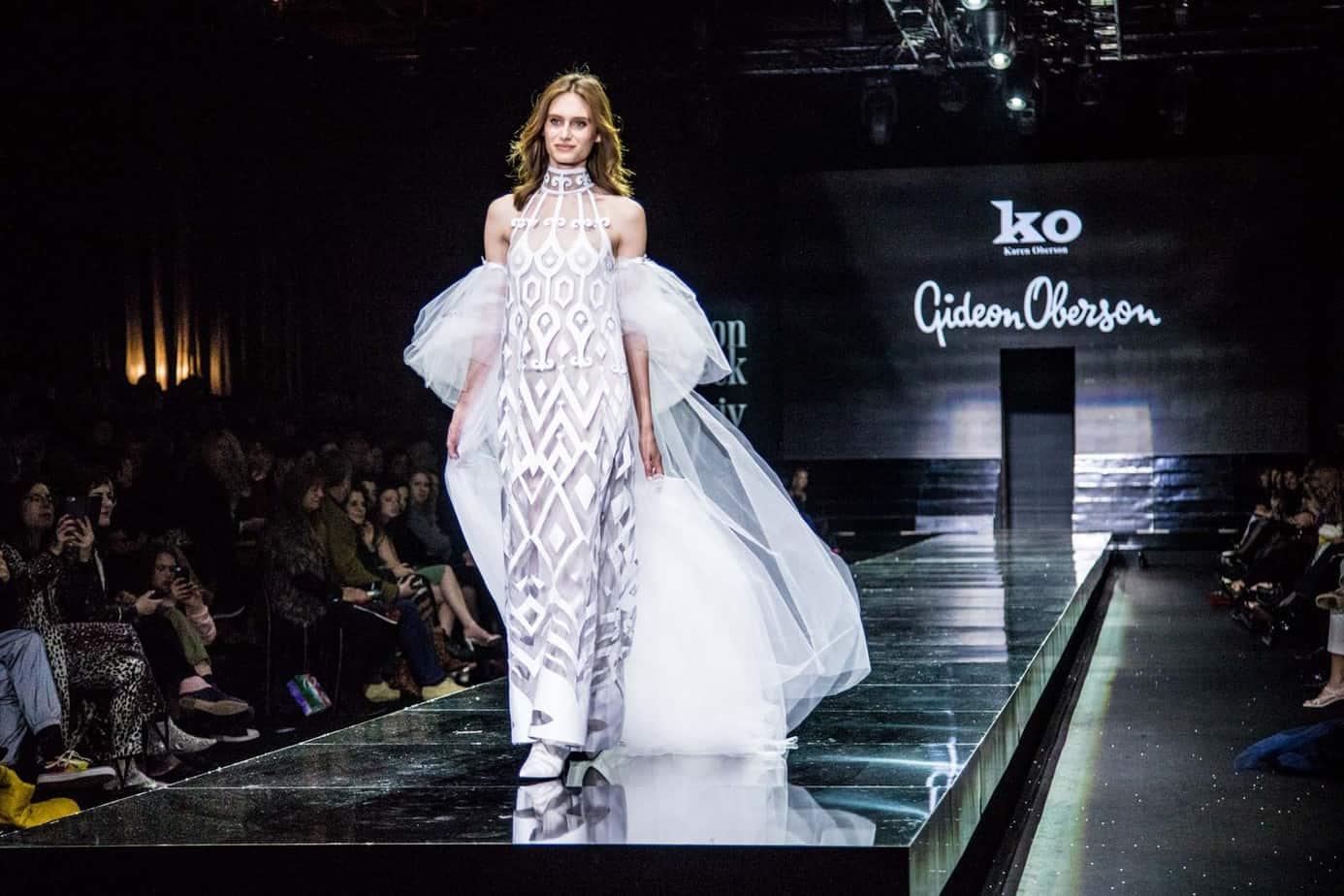 נועם פרוסט. גדעון אוברזון, שבוע האופנה תל אביב 2019, צילום אלכס פרגמנט - 18