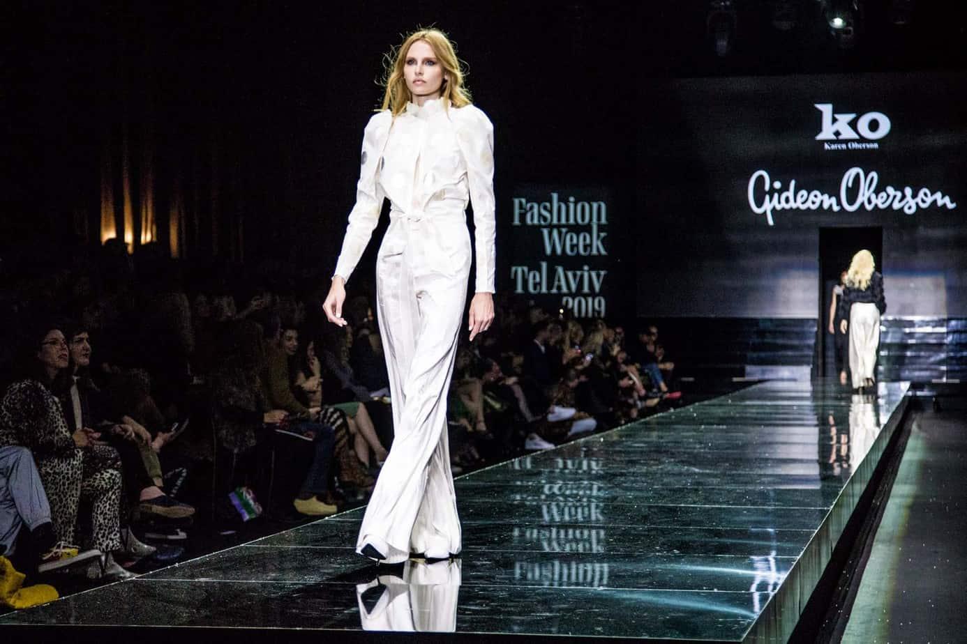 גדעון אוברזון, שבוע האופנה תל אביב 2019, צילום אלכס פרגמנט - 23