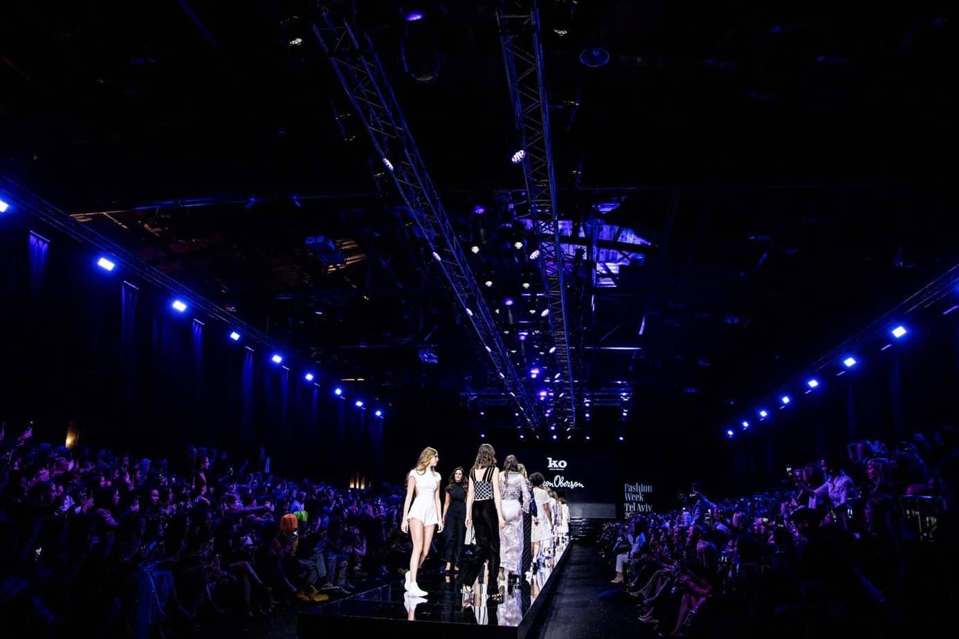 גדעון אוברזון, שבוע האופנה תל אביב 2019, צילום אלכס פרגמנט - 29
