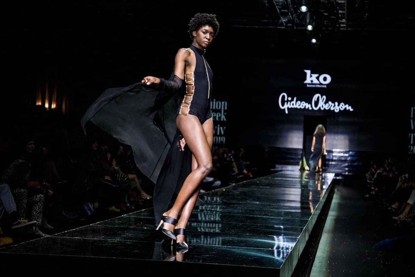 גדעון אוברזון. שבוע האופנה תל אביב 2019. צילום: אלכס פרגמנט -12