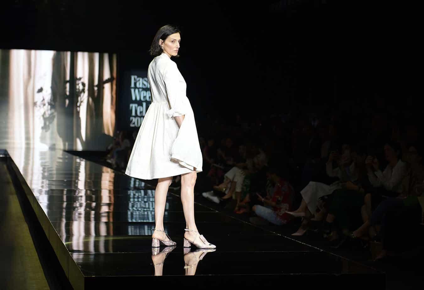 דורין פרנקפורט. שבוע האופנה תל אביב 2019. צילום סרג'ו סטרודובצב - 6