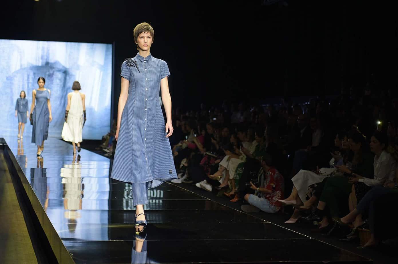 דורין פרנקפורט. שבוע האופנה תל אביב 2019. צילום סרג'ו סטרודובצב - 9