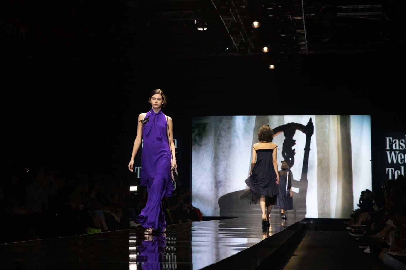 דורין פרקפורט. שבוע האופנה תל אביב 2019. צילום עומר קפלן -14