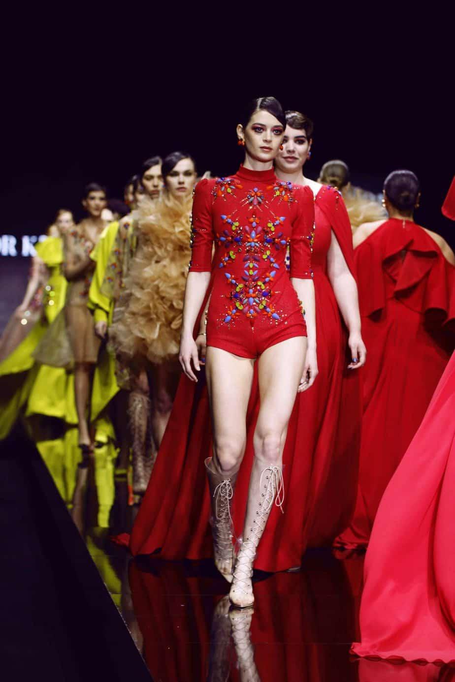 דרור קונטנטו. שבוע האופנה תל אביב. צילום עומר רביבי - 1