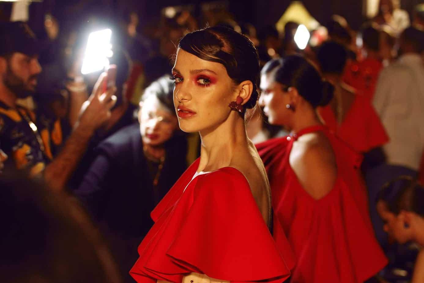 דרור קונטנטו. שבוע האופנה תל אביב. צילום עומר רביבי - 13