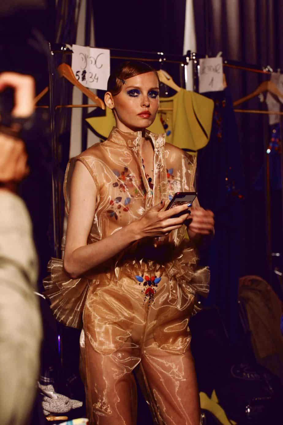 דרור קונטנטו. שבוע האופנה תל אביב. צילום עומר רביבי - 16