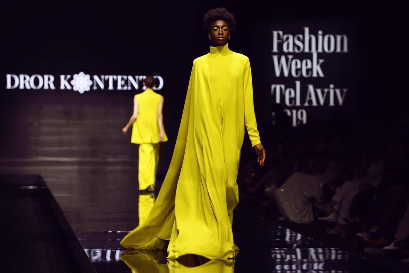 דרור קונטנטו. שבוע האופנה תל אביב. צילום עומר רביבי - 7