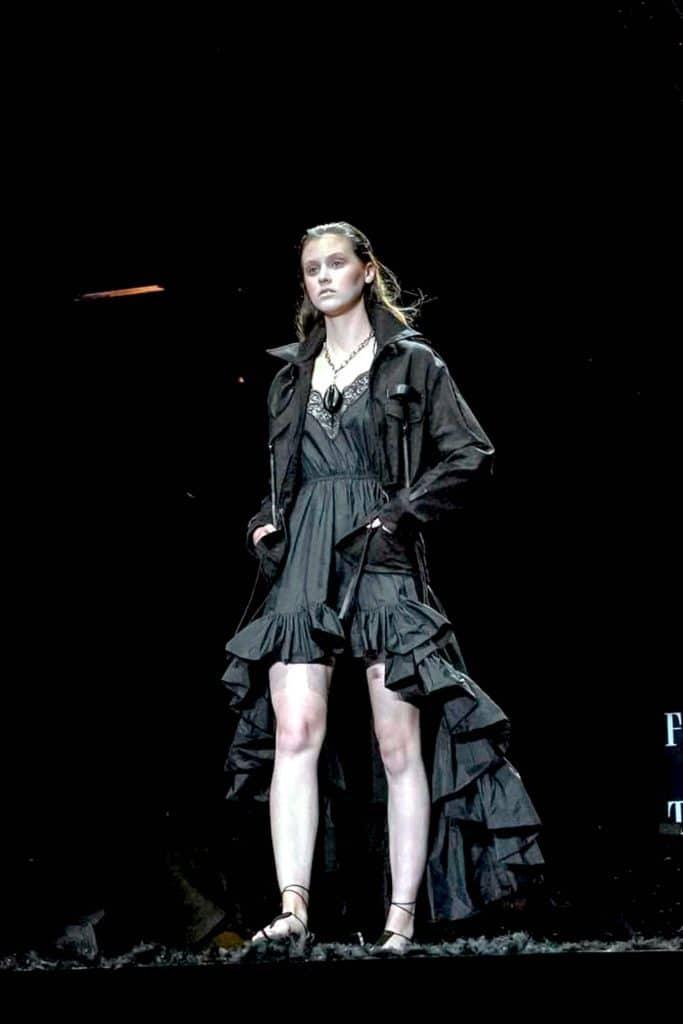 ויוי בלאיש. שבוע האופנה 2019. צילום בן לאון - 142