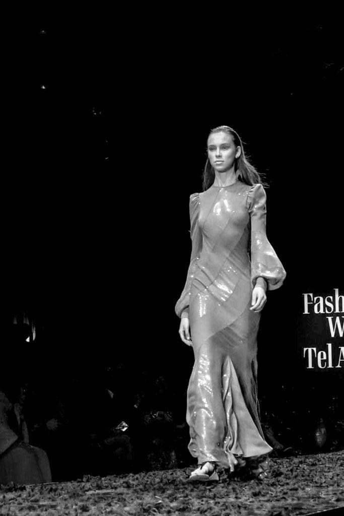 ויוי בלאיש. שבוע האופנה 2019. צילום בן לאון - 152