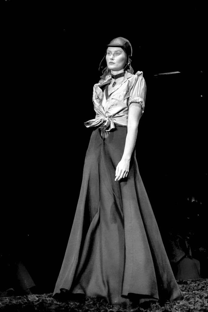 ויוי בלאיש. שבוע האופנה 2019. צילום בן לאון - 162
