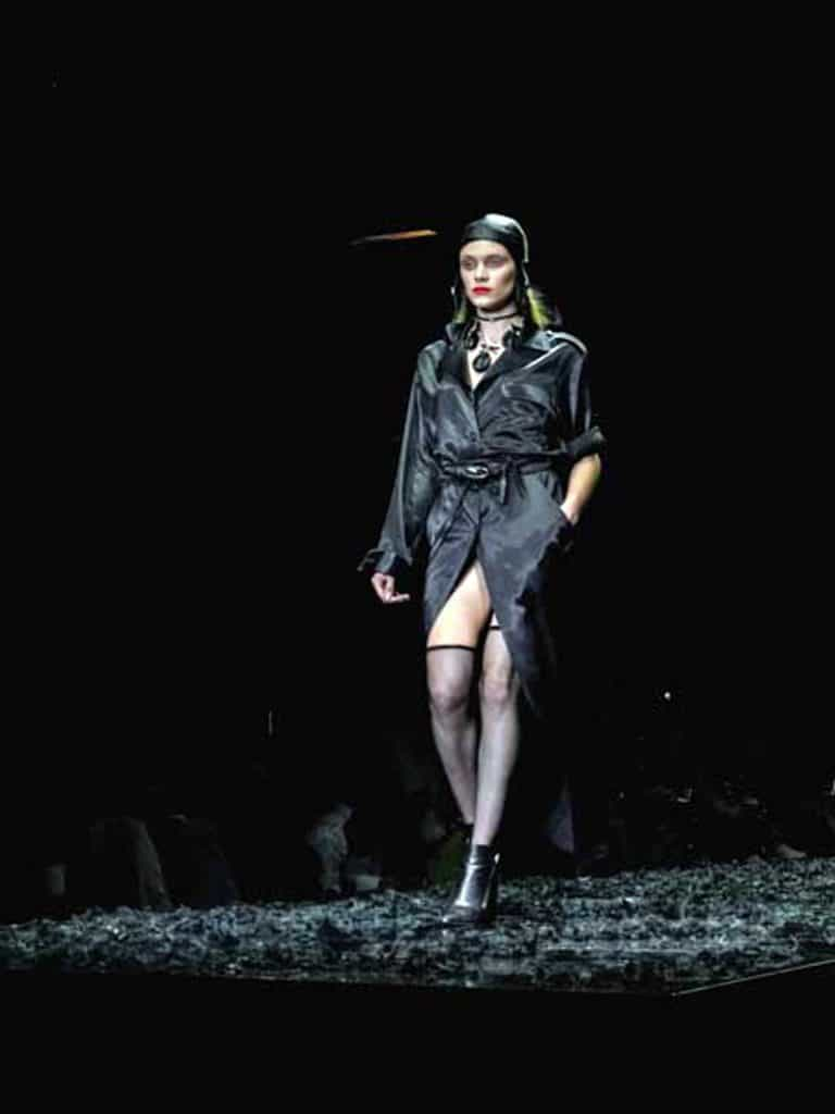 ויוי בלאיש. שבוע האופנה 2019. צילום בן לאון - 177