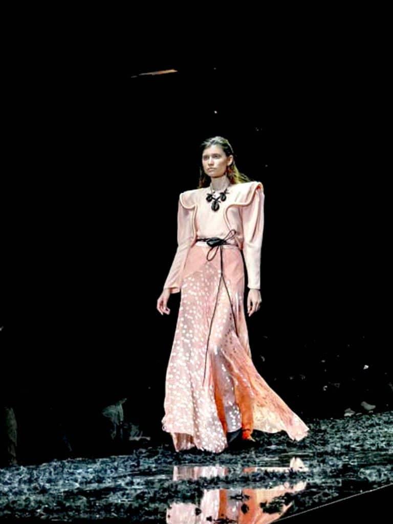 ויוי בלאיש. שבוע האופנה 2019. צילום בן לאון - 1587