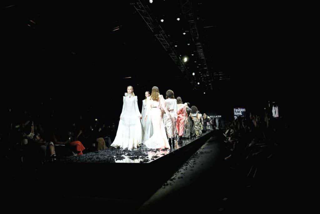 ויוי בלאיש. שבוע האופנה 2019. צילום בן לאון - 10989