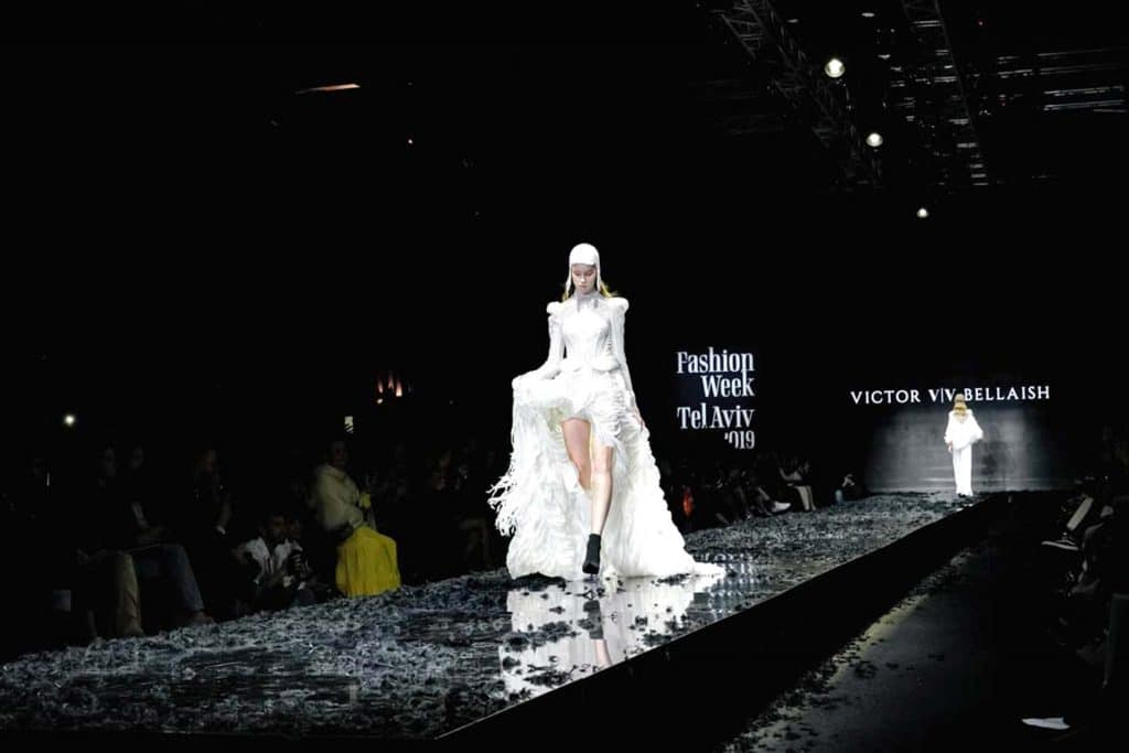 ויוי בלאיש. שבוע האופנה 2019. צילום בן לאון - 109878
