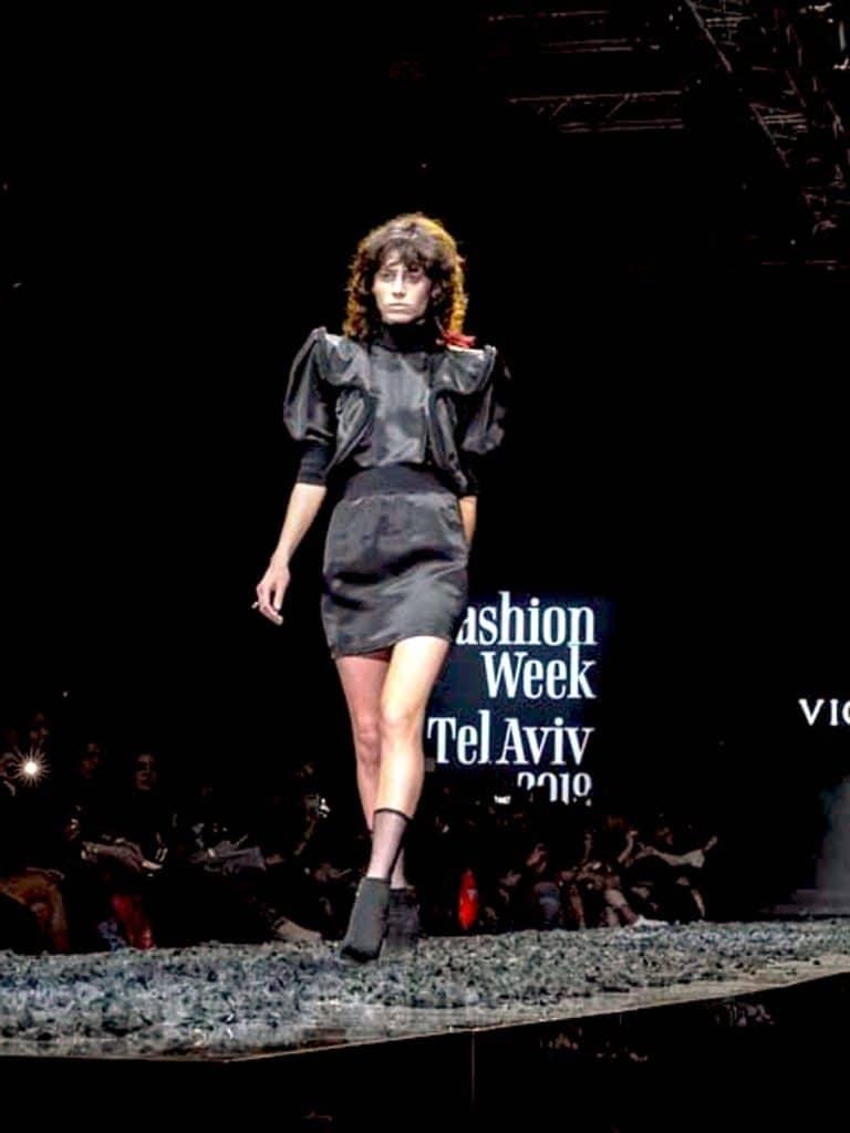 ויוי בלאיש. שבוע האופנה 2019. צילום בן לאון - 19878
