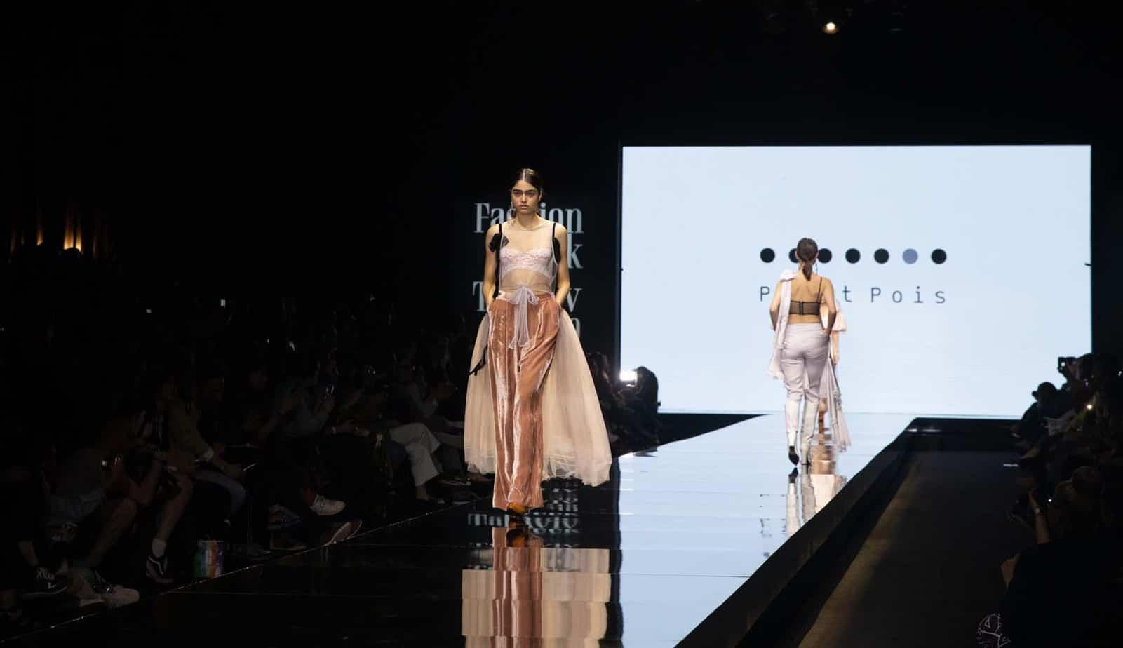 חממת מפעל הפיס. שבוע האופנה תל אביב 2019. צילום עומר קפלן - 12