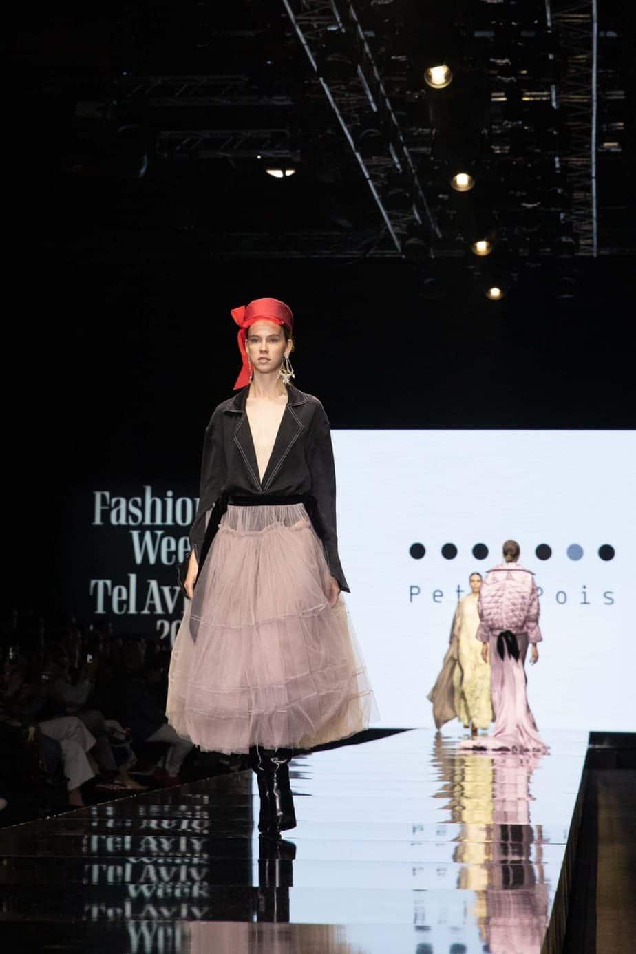 חממת מפעל הפיס. שבוע האופנה תל אביב 2019. צילום עומר קפלן - 16