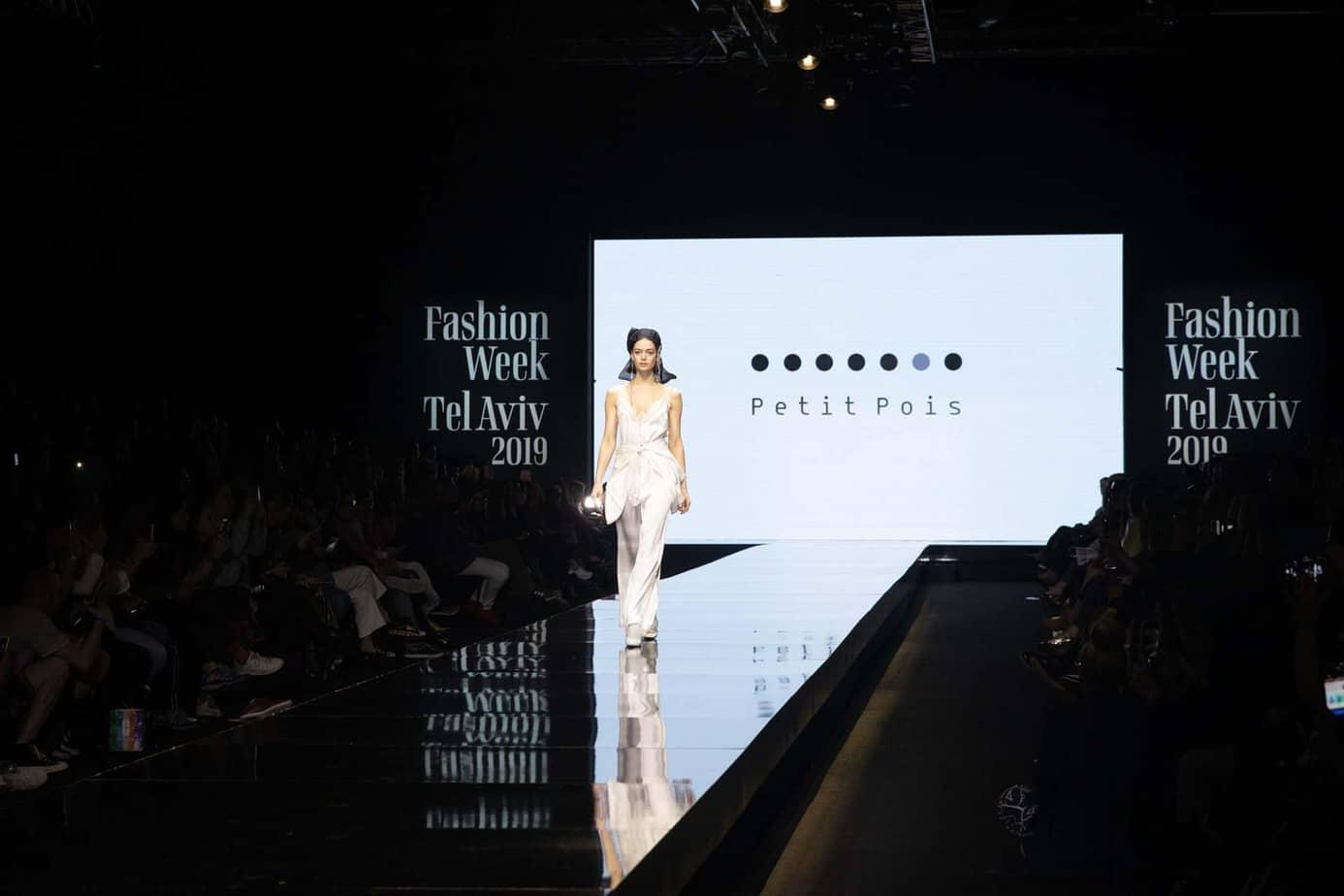 חממת מפעל הפיס. שבוע האופנה תל אביב 2019. צילום עומר קפלן - 8