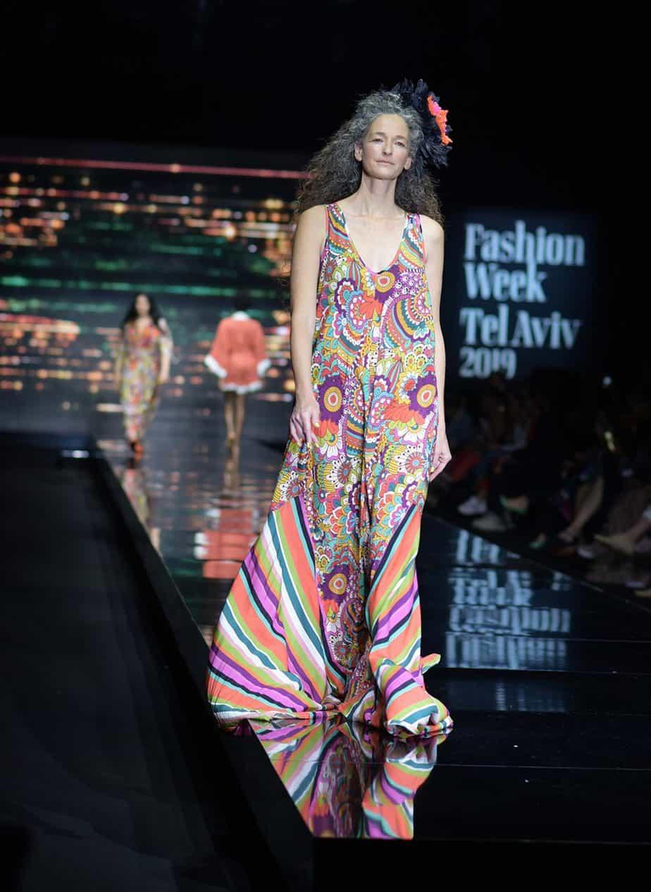 לארה רוסנובסקי, שבוע האופנה תל אביב 2019, צילום סרג'ו סטרודובצב - 10