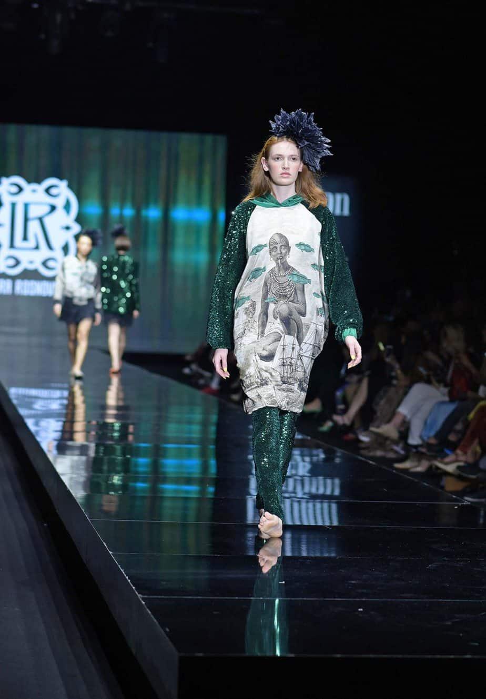 לארה רוסנובסקי, שבוע האופנה תל אביב 2019, צילום סרג'ו סטרודובצב - 12