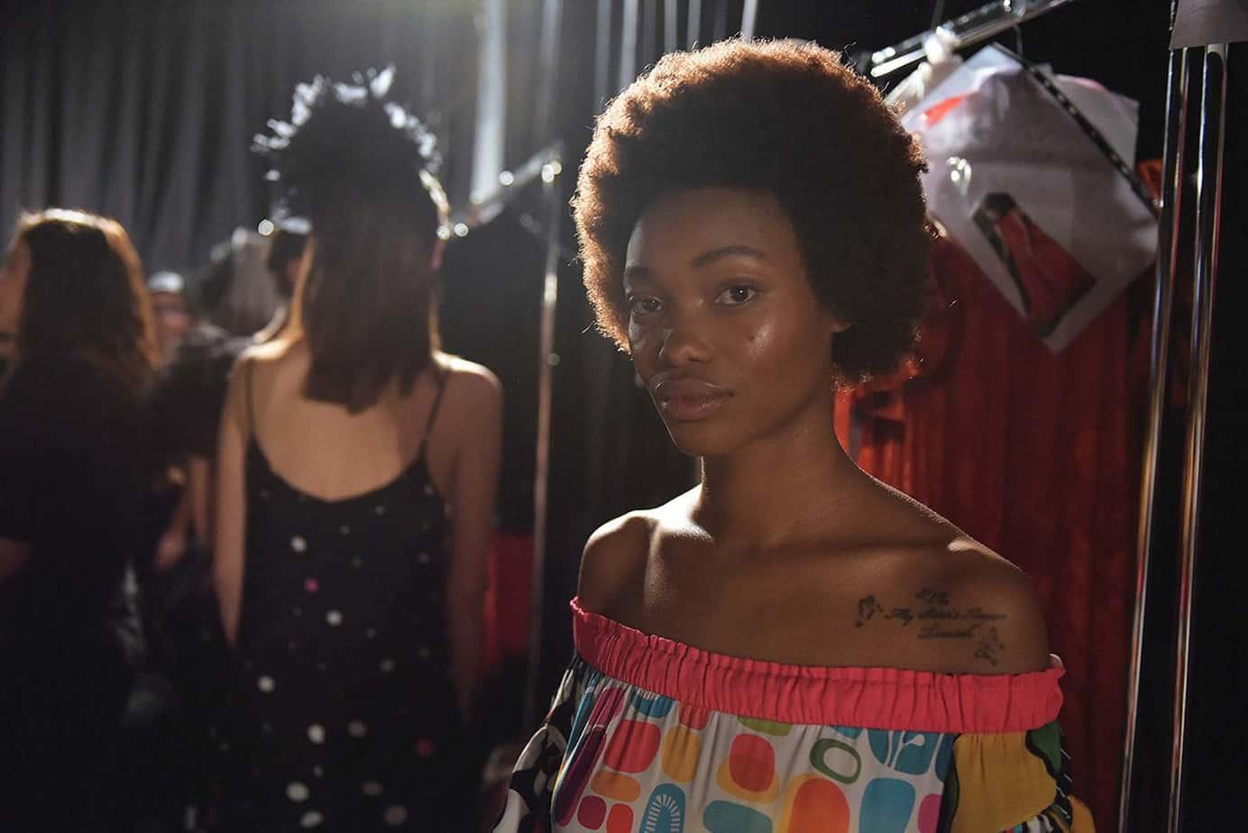 לארה רוסנובסקי, שבוע האופנה תל אביב 2019, צילום סרג'ו סטרודובצב - 3