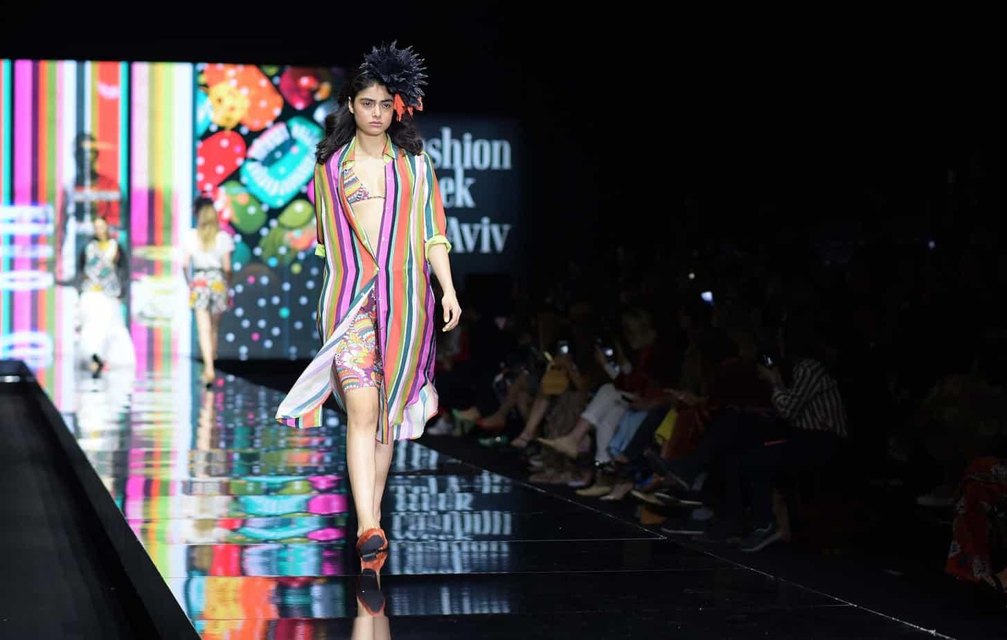 לארה רוסנובסקי, שבוע האופנה תל אביב 2019, צילום סרג'ו סטרודובצב - 8