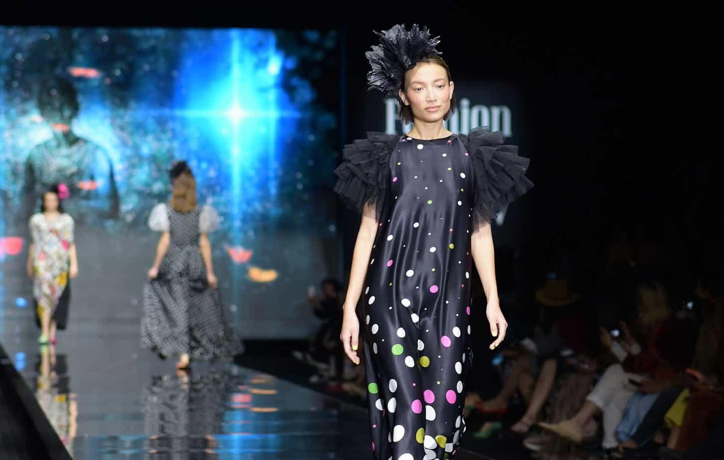 לארה רוסנובסקי, שבוע האופנה תל אביב 2019, צילום סרג'ו סטרודובצב - 9