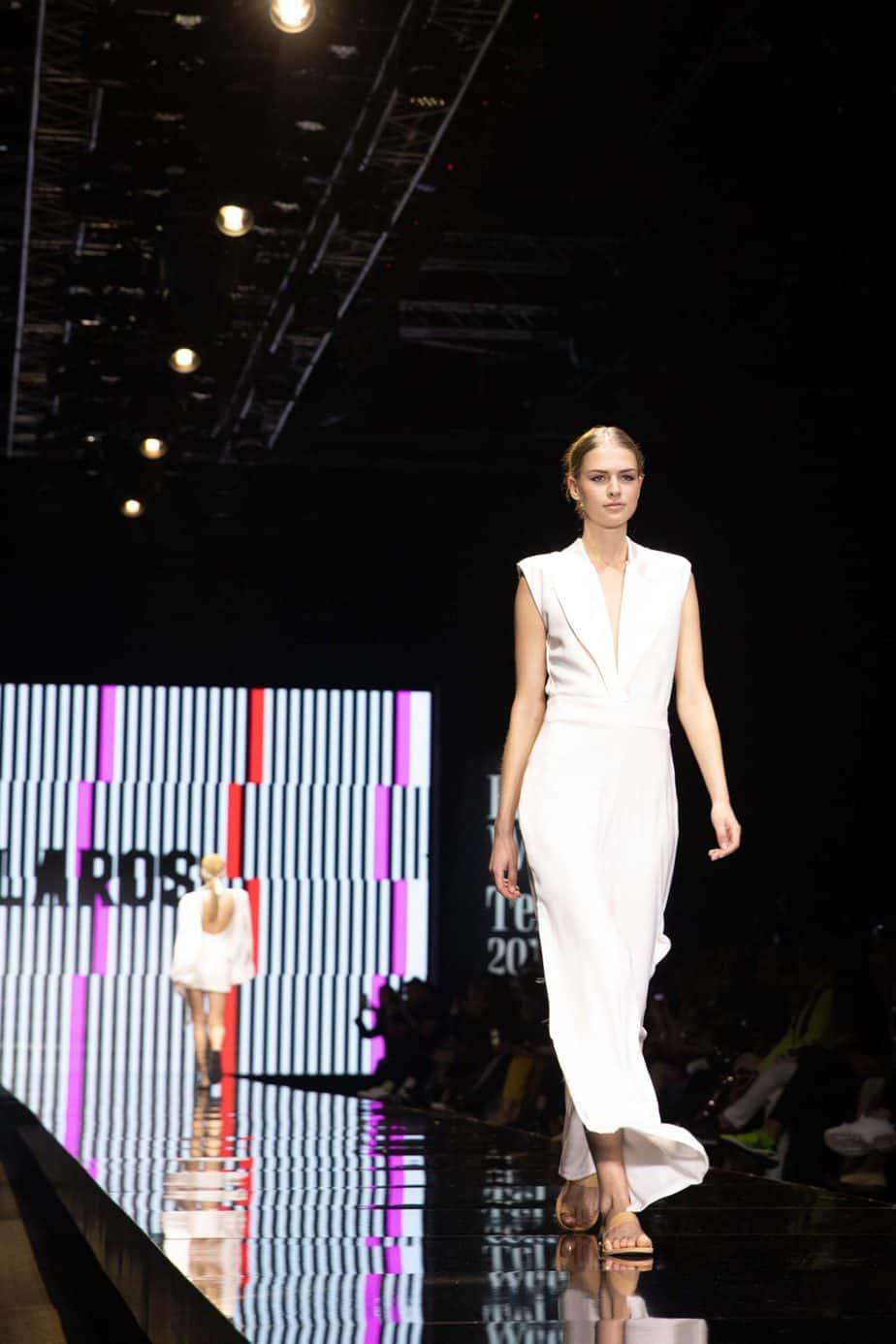 קולקציה עידן לרוס, תצוגת אופנה עידן לרוס שבוע האופנה תל אביב 2019, צילום עומר קפלן - 1
