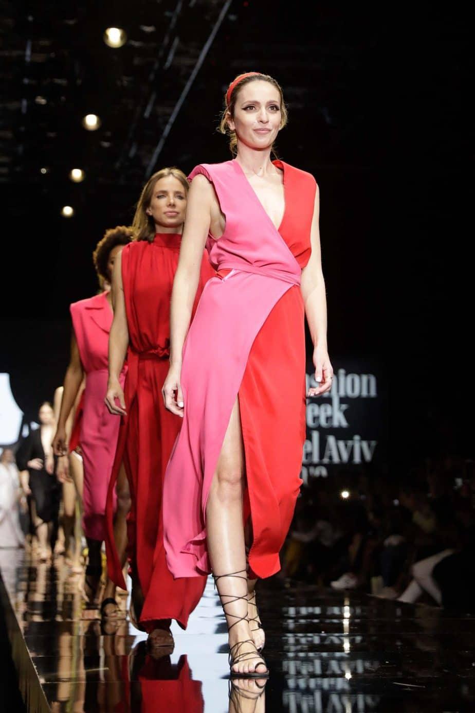 קולקציה עידן לרוס, תצוגת אופנה עידן לרוס שבוע האופנה תל אביב 2019, צילום עומר קפלן - 11