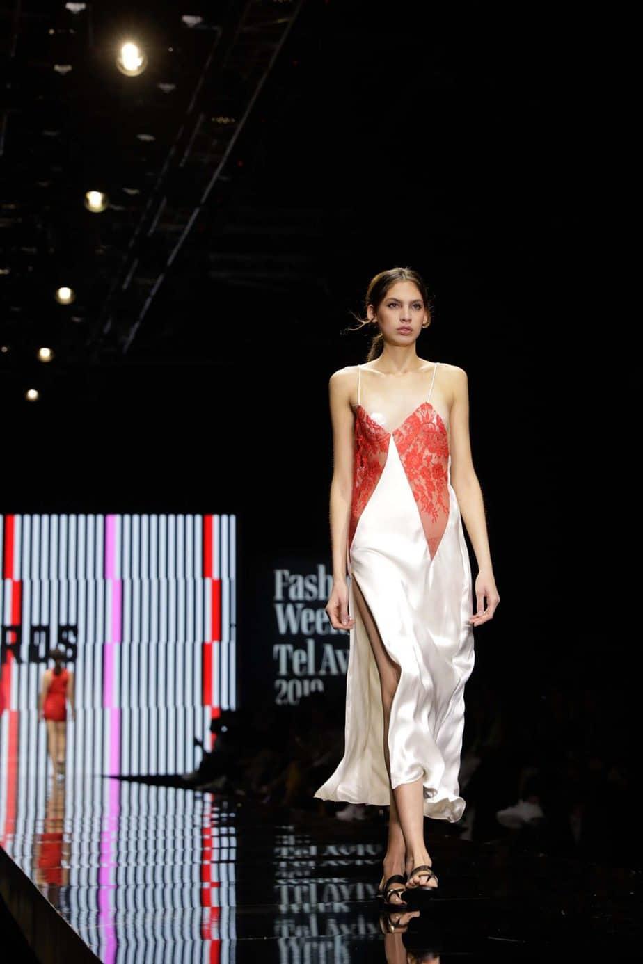 קולקציה עידן לרוס, תצוגת אופנה עידן לרוס שבוע האופנה תל אביב 2019, צילום עומר קפלן - 15